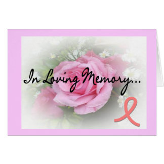 Breast Cancer Awareness Gifts Greeting Card