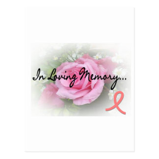 Breast Cancer Awareness Gifts Post Cards