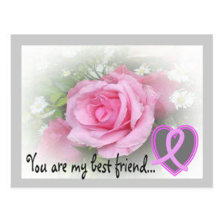 Breast Cancer Awareness Gifts Postcard
