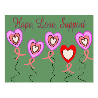 Breast Cancer Awareness--Gifts Postcard