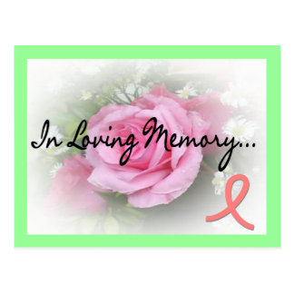 Breast Cancer Awareness Gifts Postcards