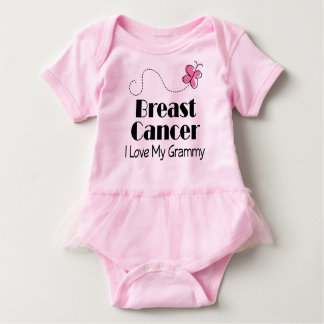 Breast Cancer Awareness Grammy Pink Tutu Shirt