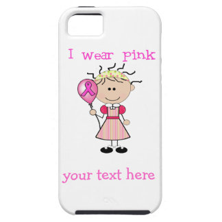 Breast cancer awareness iPhone 5 cases