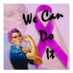 Breast Cancer Awareness Month, Rosie the Riveter