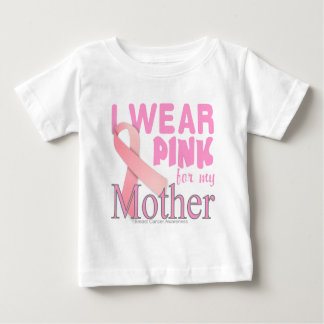 breast cancer awareness mother.png baby T-Shirt