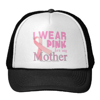 breast cancer awareness mother.png trucker hat