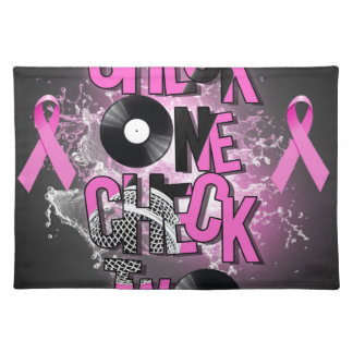 Breast Cancer Awareness Placemat