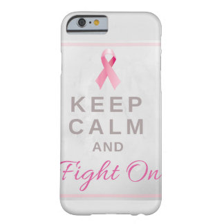 Breast Cancer Awareness Ribbon Phone Case