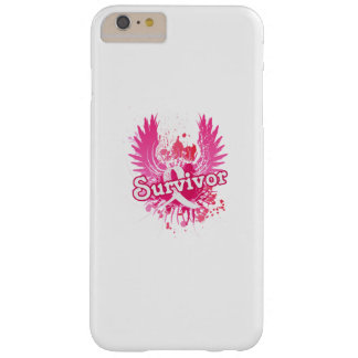 Breast Cancer Awareness Survivor Gifts Barely There iPhone 6 Plus Case