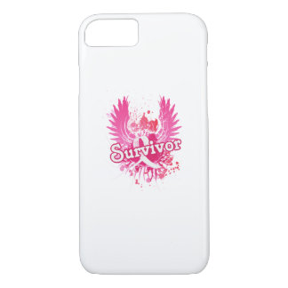Breast Cancer Awareness Survivor Gifts iPhone 8/7 Case
