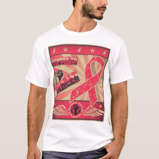 Breast Cancer Awareness T-shirt - WOMENS