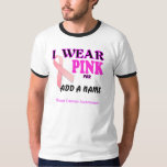 Breast Cancer Awareness Template T-Shirt