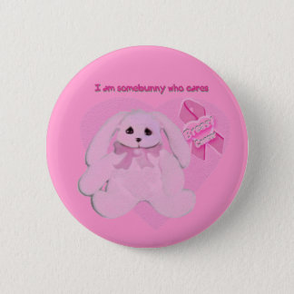 breast cancer button