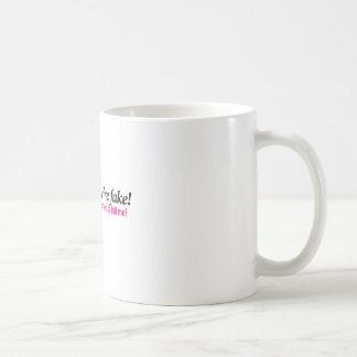 Breast Cancer Classic White Coffee Mug