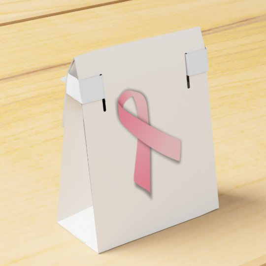 Breast Cancer favour bags Party Favor Boxes