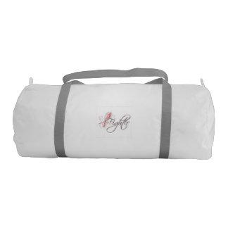 breast cancer fighter gym bag