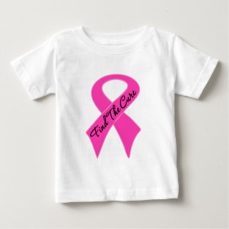 Breast Cancer Find The Cure Baby T-Shirt