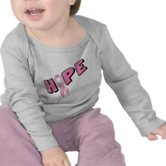 Breast Cancer Hope Tee Shirts