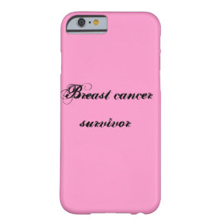 Breast cancer iPhone 6 4.7 case Barely There iPhone 6 Case
