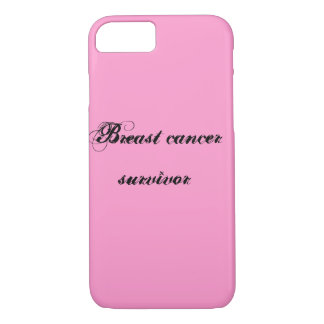 Breast cancer iPhone 7 4.7 case