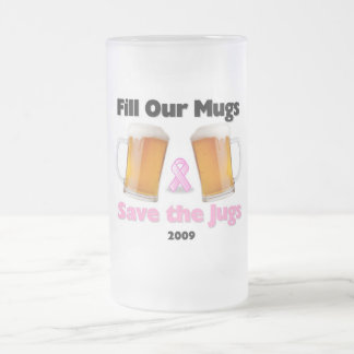 breast cancer mugs
