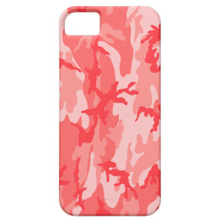 Breast Cancer Pink Camo iPhone 5 Covers