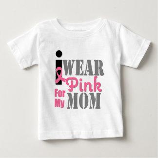 BREAST CANCER PINK RIBBON Mom Shirt