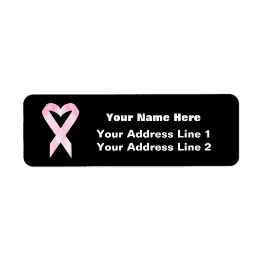 Breast Cancer Ribbon (customizable)