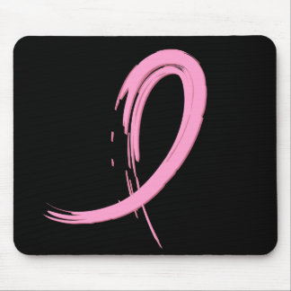 Breast Cancer s Pink Ribbon A4 Mouse Pad