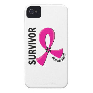 Breast Cancer Survivor 12.2 2012 Case-Mate iPhone 4 Case