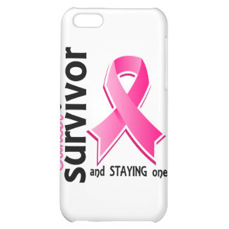 Breast Cancer Survivor 19 Cover For iPhone 5C