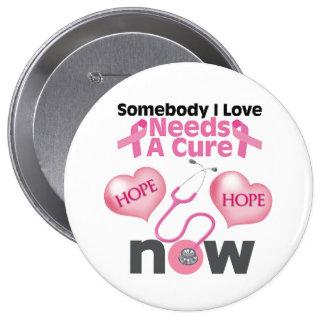 Breast Cancer Survivor/Awareness Button