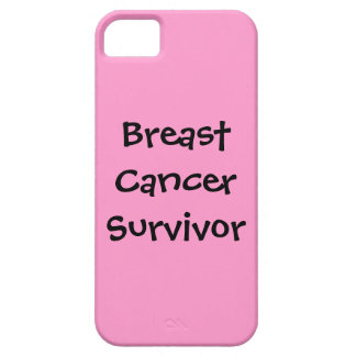 Breast Cancer Survivor iPhone 5 Cover