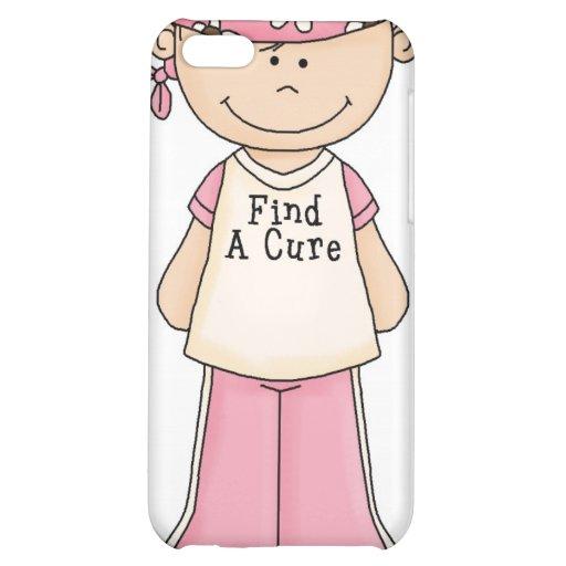 Breast cancer survivor iPhone 4 case