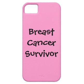 Breast Cancer Survivor iPhone 5 Case