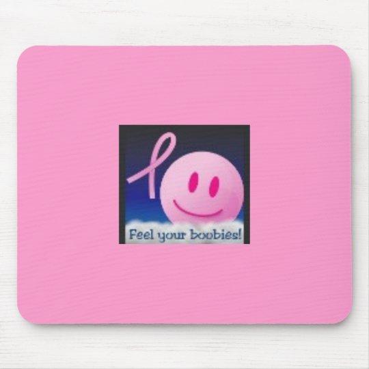 Breast Cancer Survivor mousepad