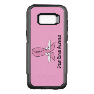 Breast Cancer Swans of Hope OtterBox Commuter Samsung Galaxy S8+ Case