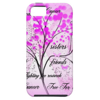 breast cancer tree for life case for the iPhone 5