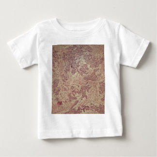Breast cancer under the microscope baby T-Shirt