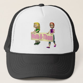 Breast Cancer Walk Trucker Hat