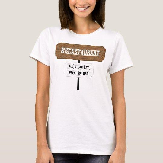Breastaurant T-Shirt