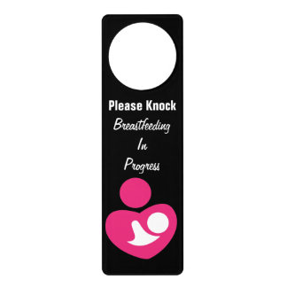 Breastfeeding Door Hanger