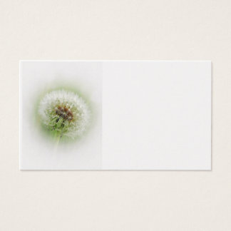 Breath flower business card