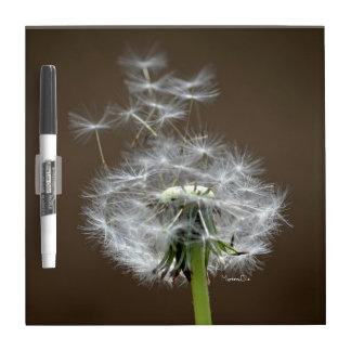 """""""Breath flower"""" by mysteryella Dry Erase Board"""