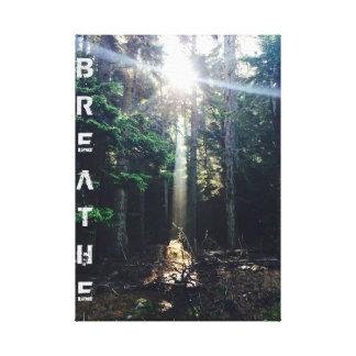 BREATH IN PEACE CANVAS