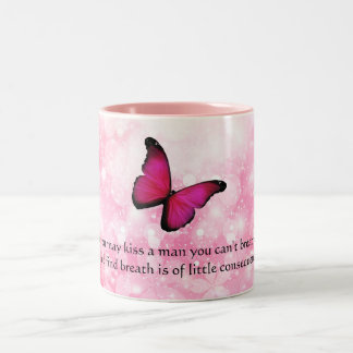 Breath is of Little Consequence Two-Tone Mug