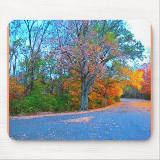 Breath-taking Autumn Day Getaway! Mouse Pad