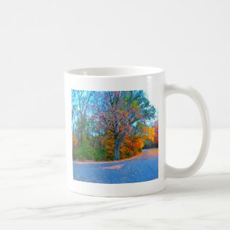 Breath-taking Autumn Day Getaway Mugs