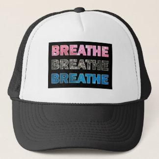 Breathe 002 trucker hat