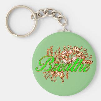 Breathe 2 keychain